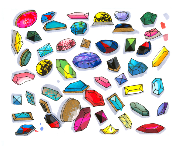 GEMSTONED